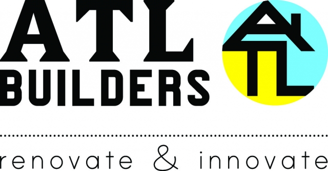 ATL Builders Ltd logo design and tag line