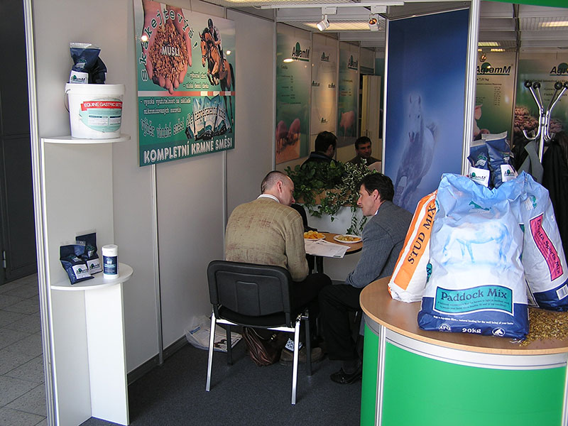 AgramM Exhibition in Czech Republic