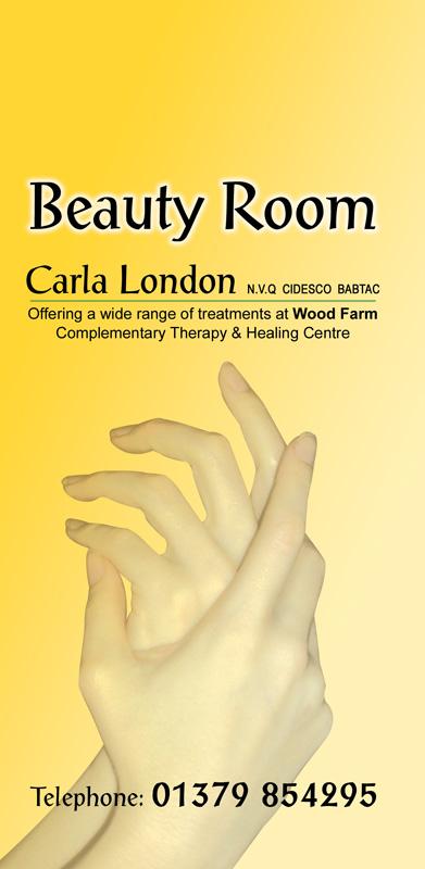 Calra Brochure Front