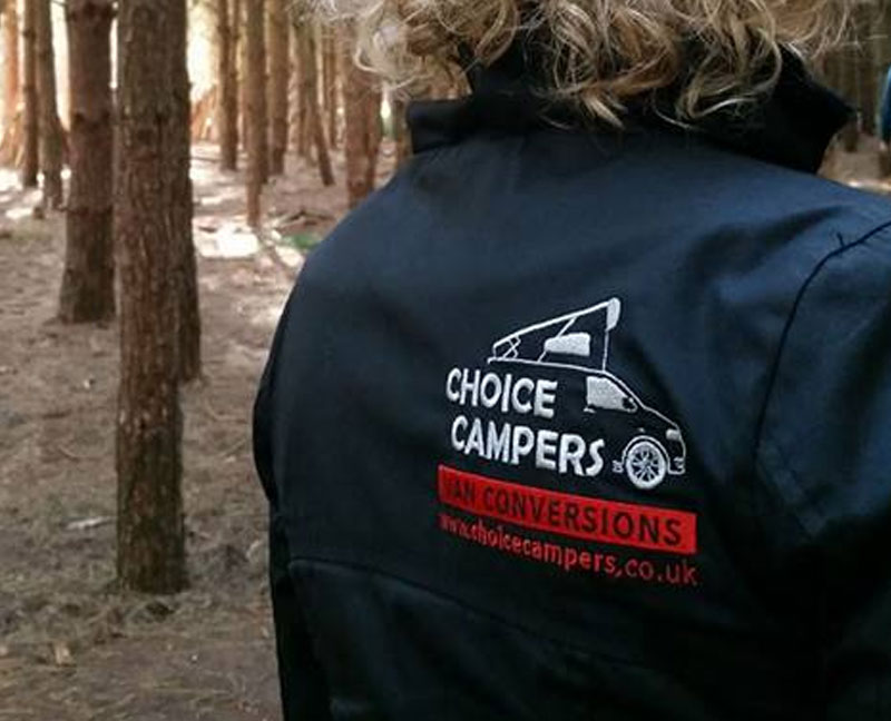 Choice Campers Jacket