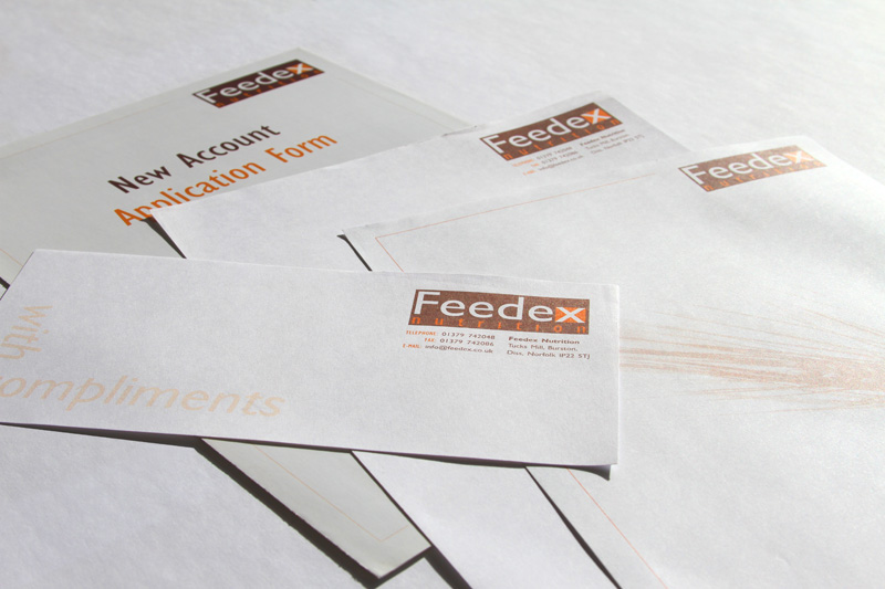 Feedex Corporate Stationery
