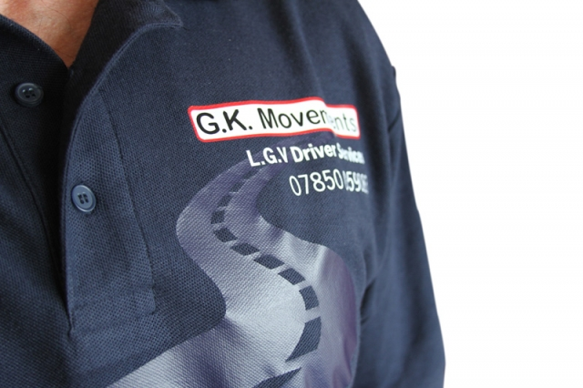 GK Movements Clothing Design