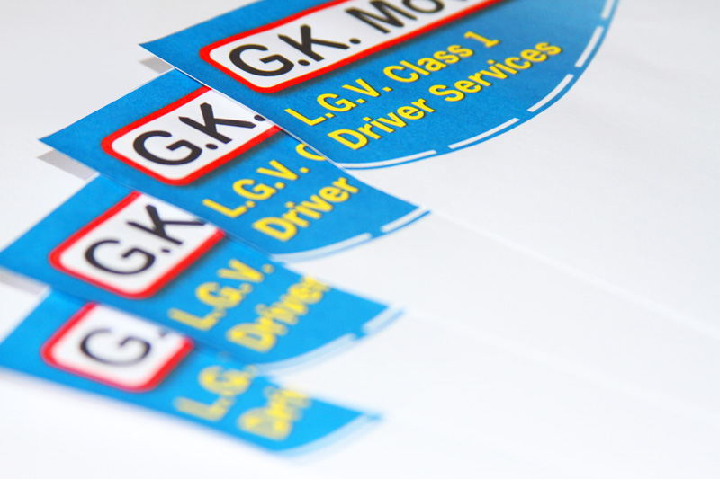 GK Movements Letterhead