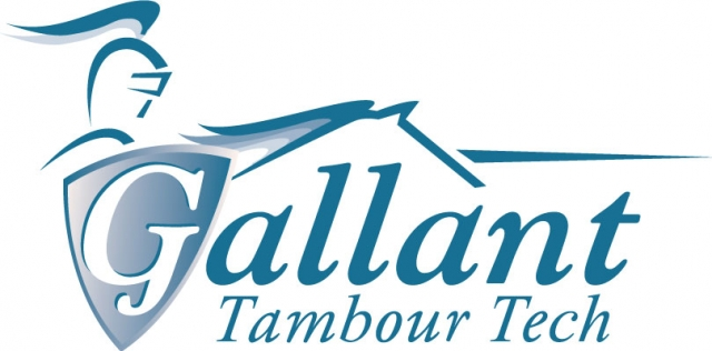 Gallant Tambour Tech logo design