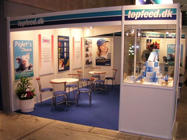 Topfeed Exhibition in Denmark