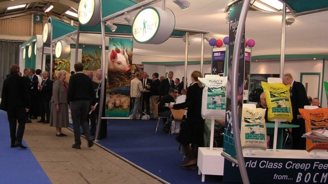BOCM PAULS Pig & Poultry Fair Exhibition