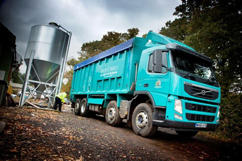 BOCM PAULS Bulk Lorry Livery