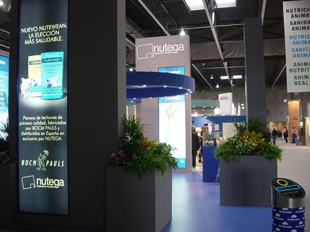 Nutega Exhibition in Spain